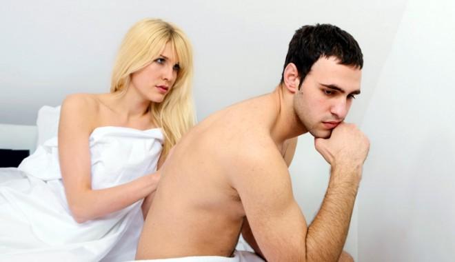Не постоянн й секс и преждевременная якуляция